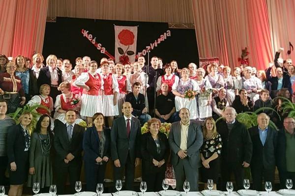 XVIII. festival Slovačke pjesme i glazbe,