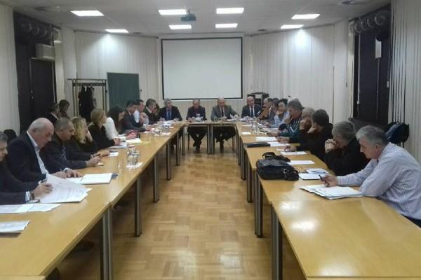 Sastanak sa Ministrom poljoprivrede i voditeljima uprava