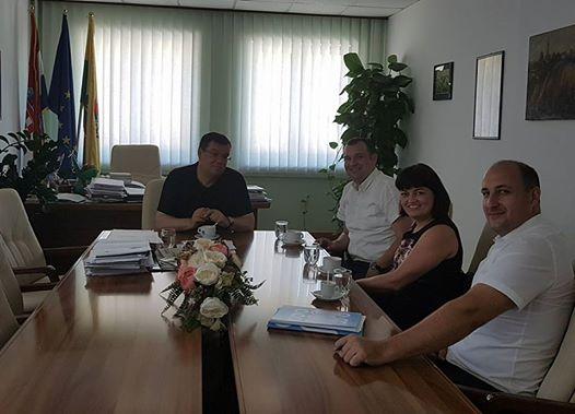 Sastanak sa županom Bjelovarsko-Bilogorske županije
