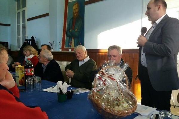 Godišnja skupština Saveza Slovaka u Iloku