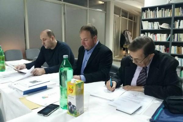 Schůze Koordinace rad a představitelů české národnostní menšiny Chorvátské republiky