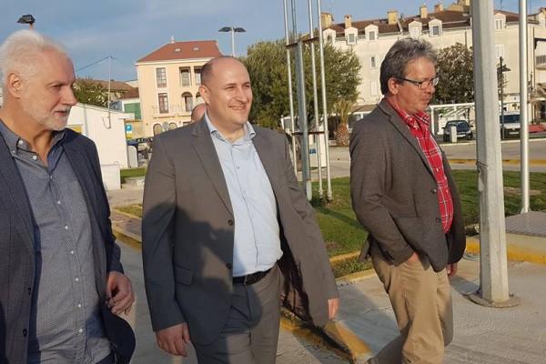 Návštěva delegace Jihomoravského kraje městu Biograd na Moru