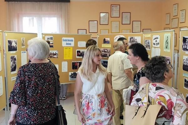 100. výročí ČB Dolany a 75. výročí České školy, a Den české kultury v Dolanech