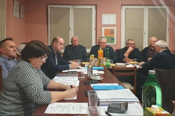 Sjednica Izvršnog i Nadzornog odbora Saveza Slovaka
