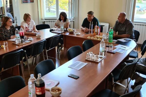 Sastanak Savjeta za gospodarska pitanja Saveza Čeha u Republici Hrvatskoj