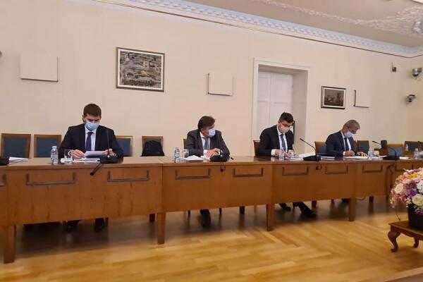Sjednica Odbora za regionalni razvoj i fondove Europske unije Hrvatskog sabora