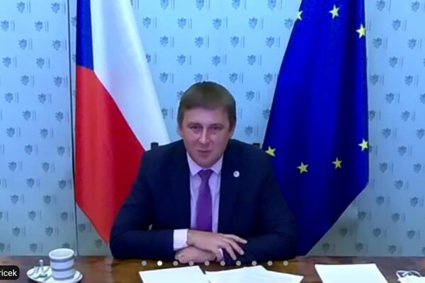 Virtuální debata ministra zahraničních věcí ČR Tomáše Petříčka s krajany