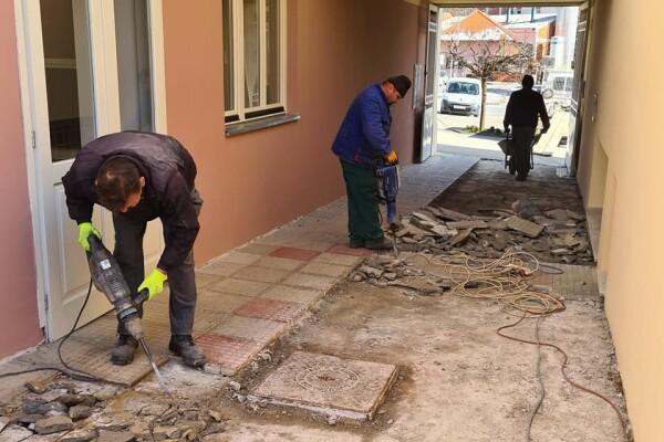 U tijeku su radovi na završnoj fazi obnove i rekonstrukcije zgrade Saveza Čeha