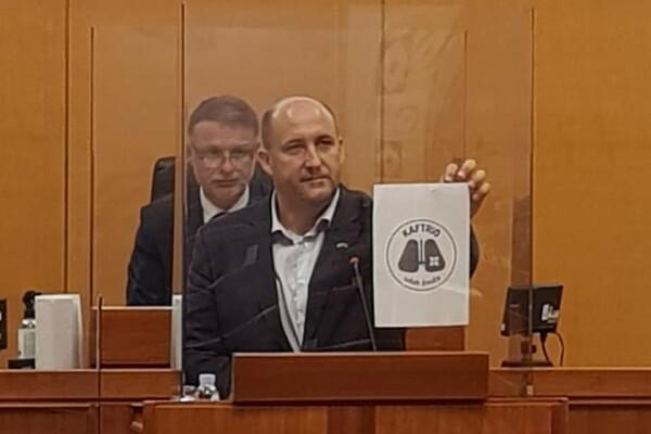 Nakon prošlotjednog razgovora sa predsjednikom Vlade Republike Hrvatske, još jednom i u Hrvatskom saboru, apel prema svim nadležnina a posebno Hrvatskom Zavodu Za Zdravstveno Osiguranje.  Omogućite (dostojan) život djeci i mladima s cističnom fibrozom