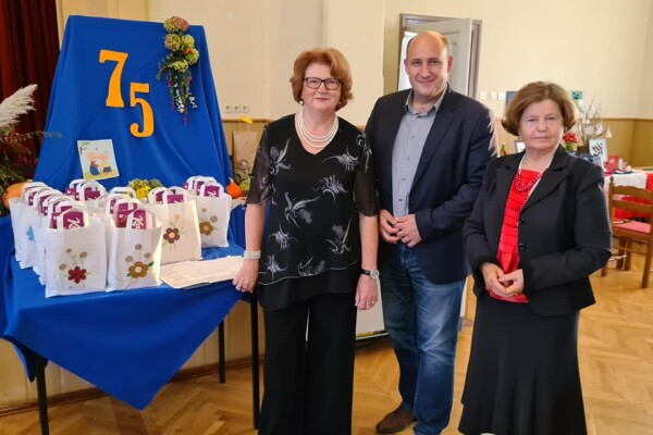 75. godišnjica djelovanja Matice Umirovljenika Daruvar