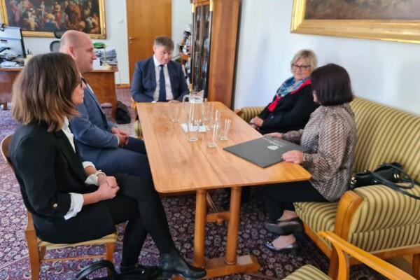 Edukační zájezd předsednictva Svazu Čechů v Republice Chorvatsko